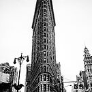 The Flatiron Building by Aaron Holloway