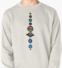 Planets Colour Pullover