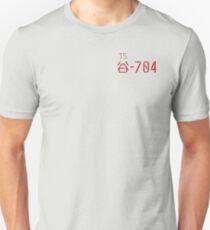 Knights of Sidonia Tsugumori TS-704 Unisex T-Shirt