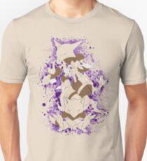 Abra, Kadabra, Alakazam Splatter T-Shirt