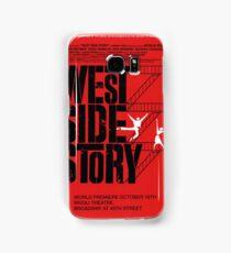 West Side Story Spectacular! Samsung Galaxy Case/Skin
