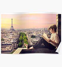 Weekend in Paris Poster