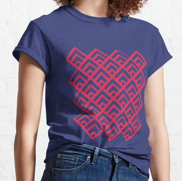 House of Ravens pattern Classic T-Shirt
