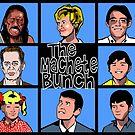 The Machete Bunch by sinistergrynn