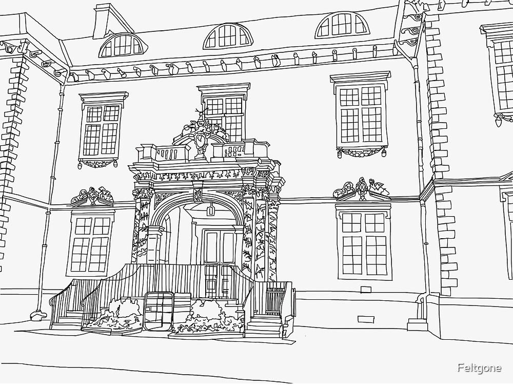 Tredegar House by Feltgone