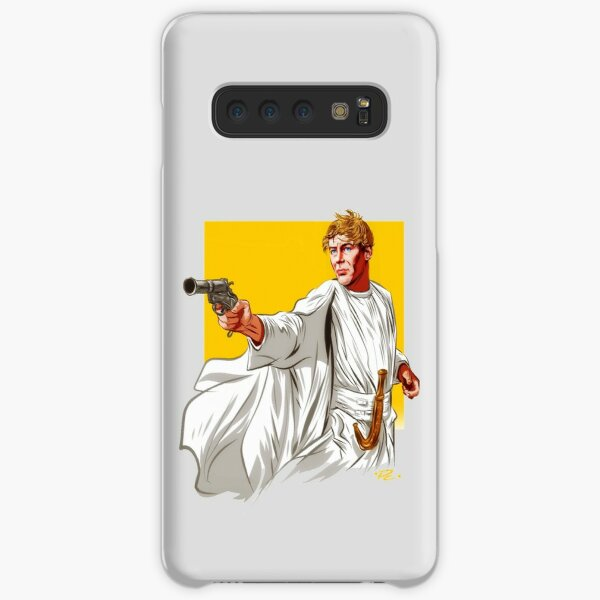 Peter O'Toole - An illustration by Paul Cemmick Samsung Galaxy Snap Case