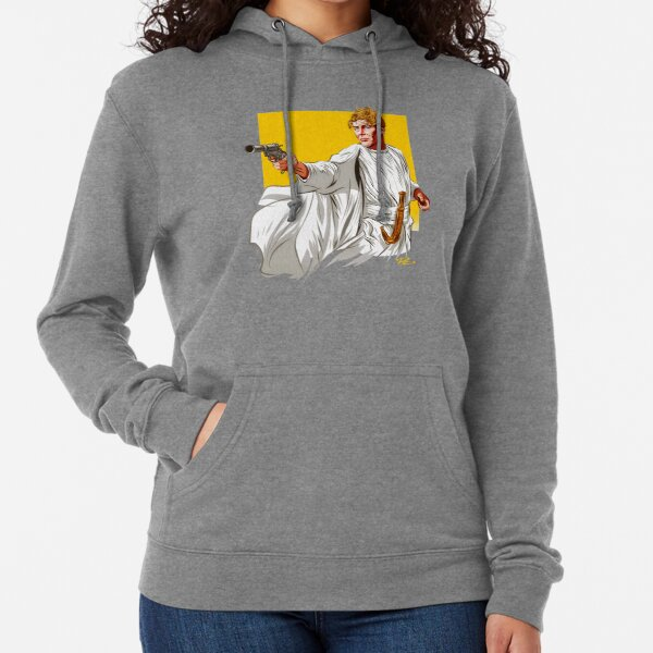 Peter O'Toole - An illustration by Paul Cemmick Lightweight Hoodie
