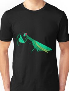 Cute Praying Mantis Unisex T-Shirt