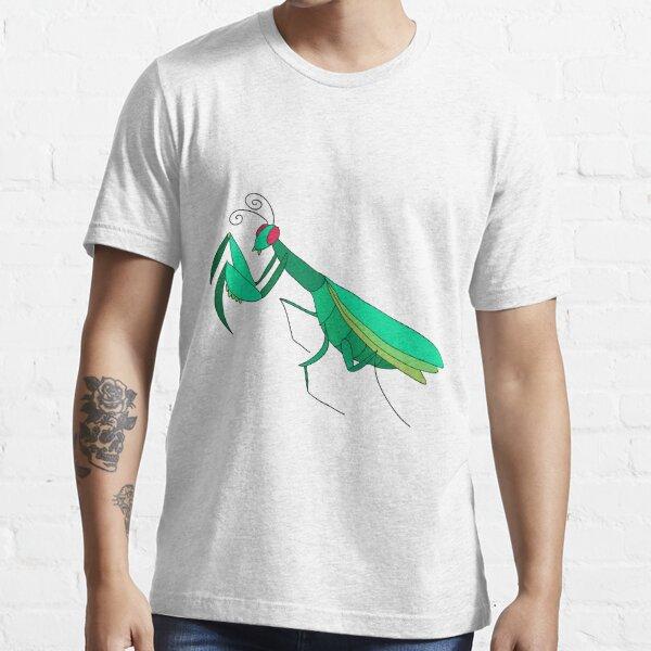 Cute Praying Mantis Essential T-Shirt