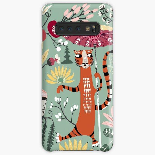 Tiger garden Bali Samsung Galaxy Snap Case
