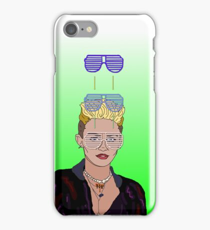 Cool Down - Miley iPhone Case/Skin