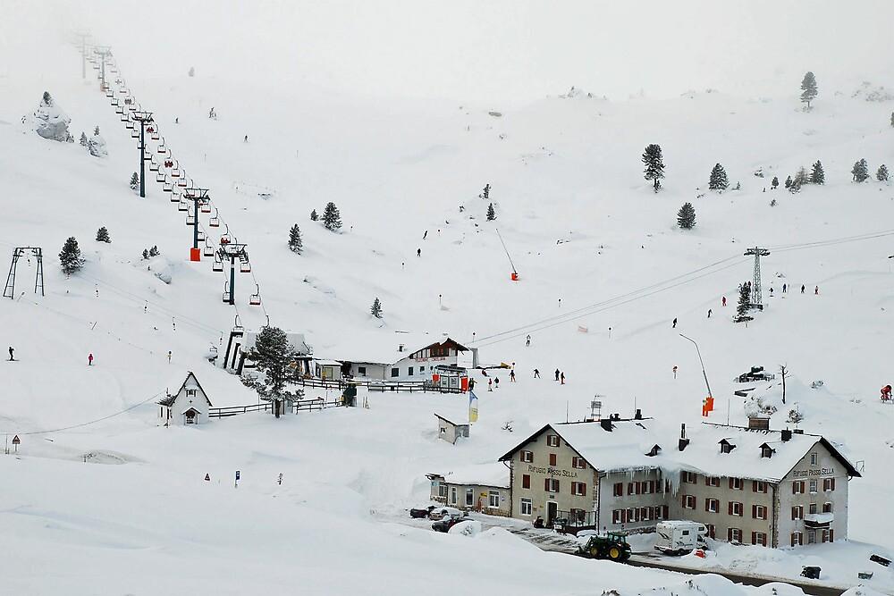 More than 2000 meter high by Arie Koene