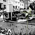 The Pinwheel by Aaron Holloway