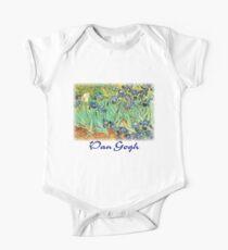Vincent Van Gogh - Irises Kids Clothes