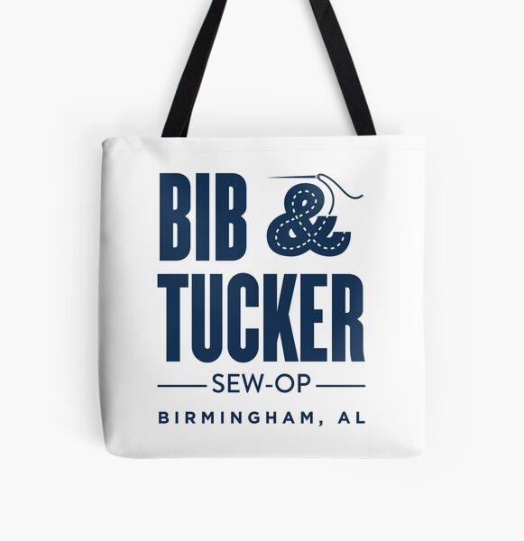 Bib & Tucker Sew-Op All Over Print Tote Bag
