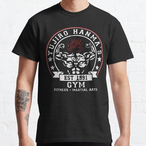 Yujiro Hanma Gym Classic T-Shirt