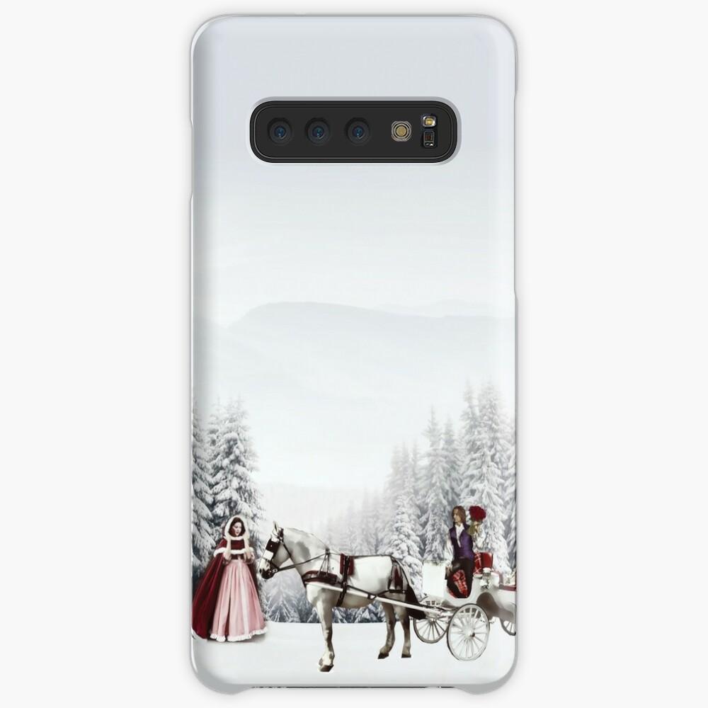 Winter Romantik. Hüllen & Klebefolien für Samsung Galaxy