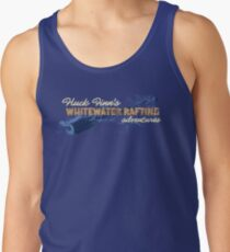 Huck Finn's Whitewater Rafting Adventures Tank Top
