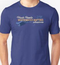 Huck Finn's Whitewater Rafting Adventures Unisex T-Shirt