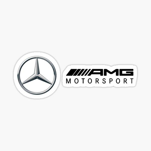 MEILLEURE QUALITÉ - Mercedes Benz AMG Motorsport Sticker