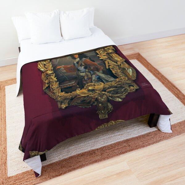Chenonceau  Salon Louis XIV  (3)(h)  décembre 2017 par Olavia-Olao & Okaio Créations Comforter