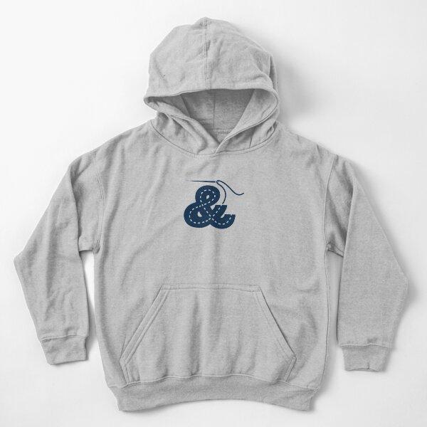 Sew-Op Ampersand Kids Pullover Hoodie