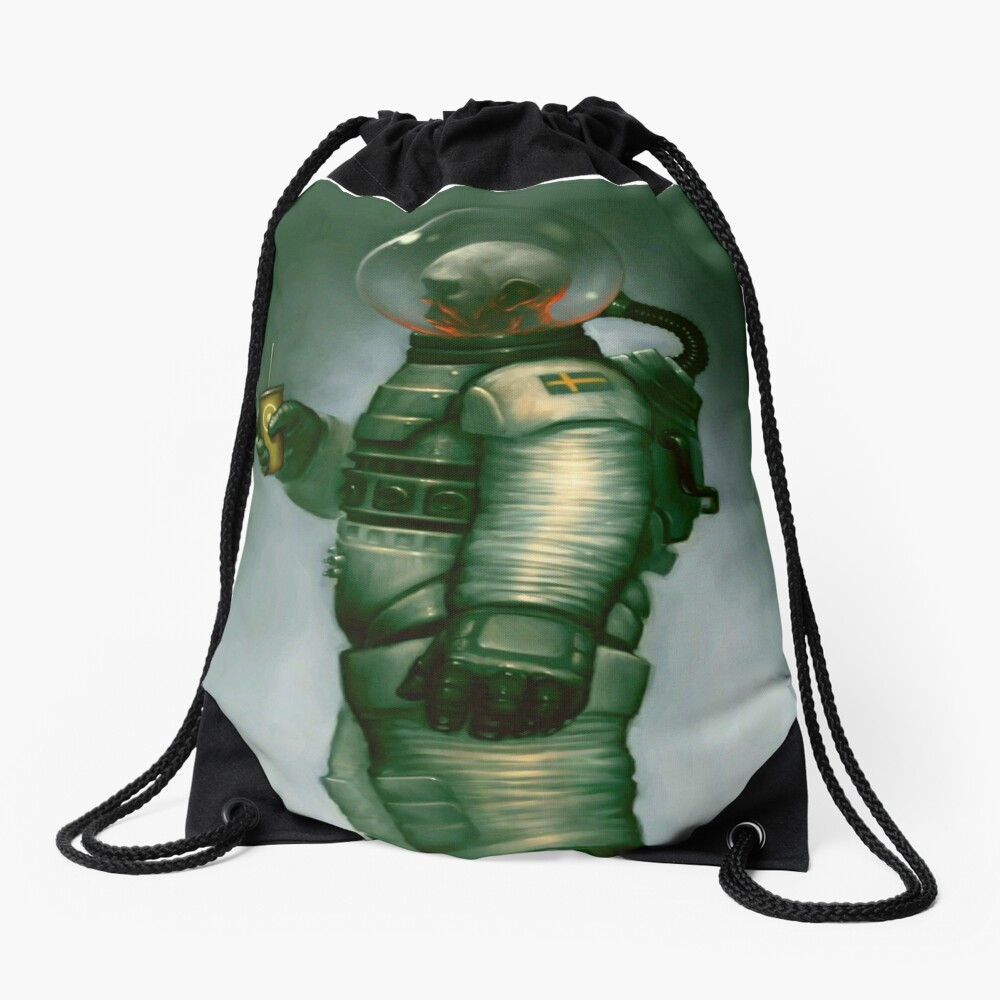 Der Astronaut Turnbeutel