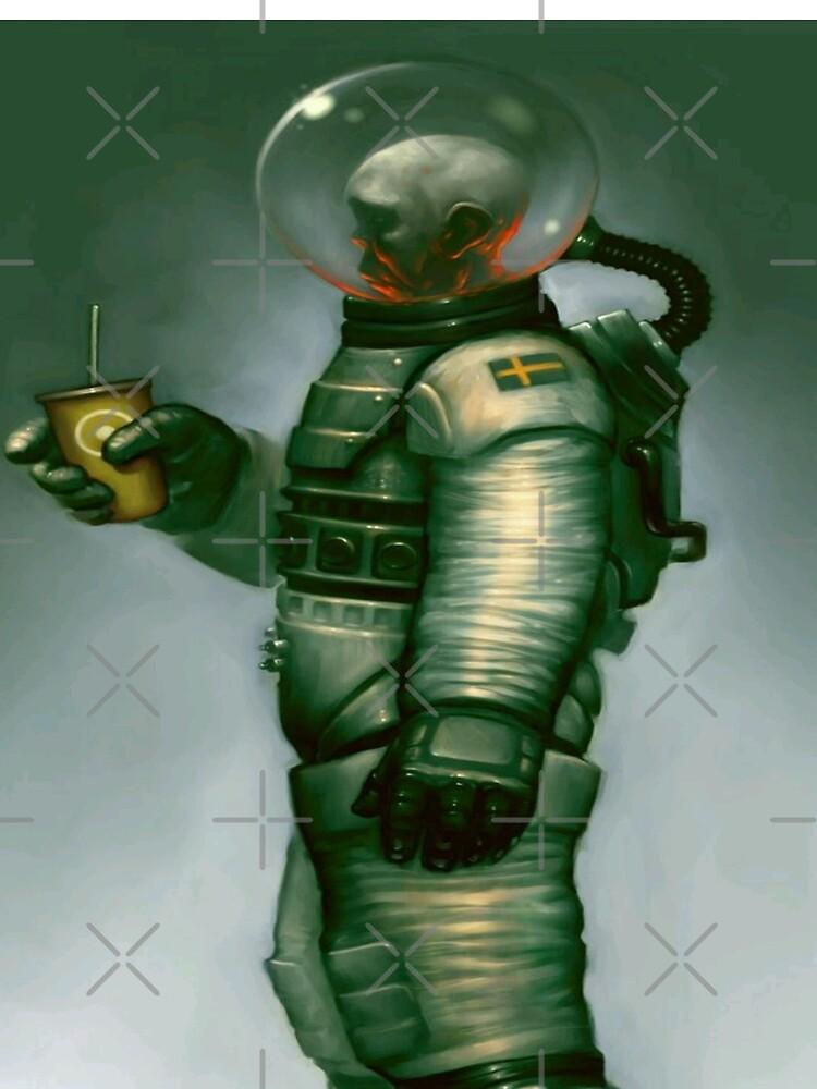Der Astronaut von FelixxGhost