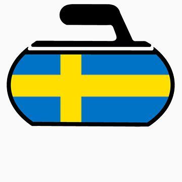 Sweden Curling by the-splinters