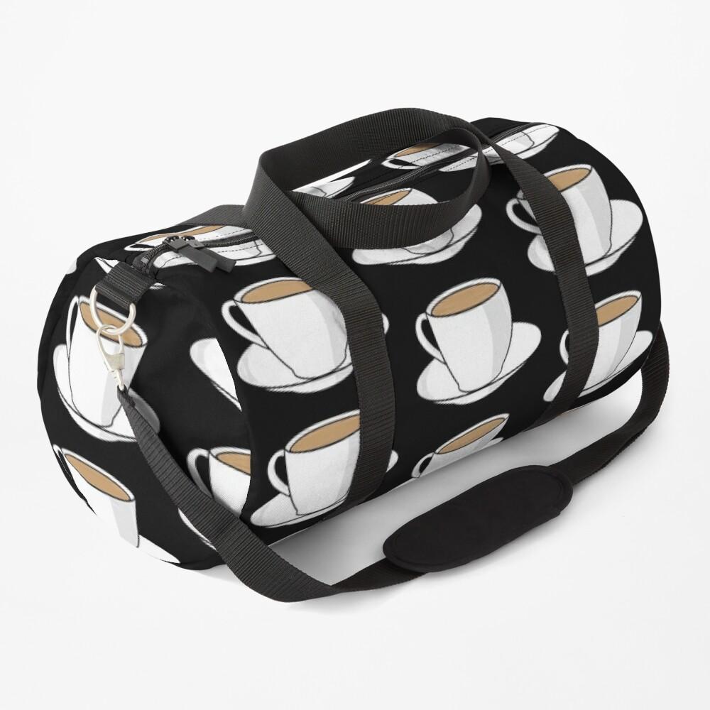 NDVH Tea Cup Duffle Bag
