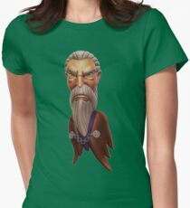 Count Dooku Womens Fitted T-Shirt