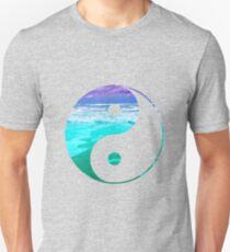 Yin & Yang (Aqua Water) T-Shirt