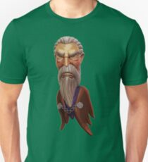 Count Dooku Posterize Unisex T-Shirt