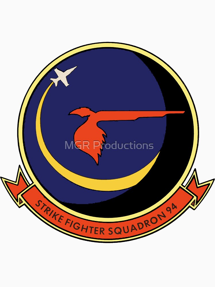 VFA-94 Mighty Shrikes by Quatrosales