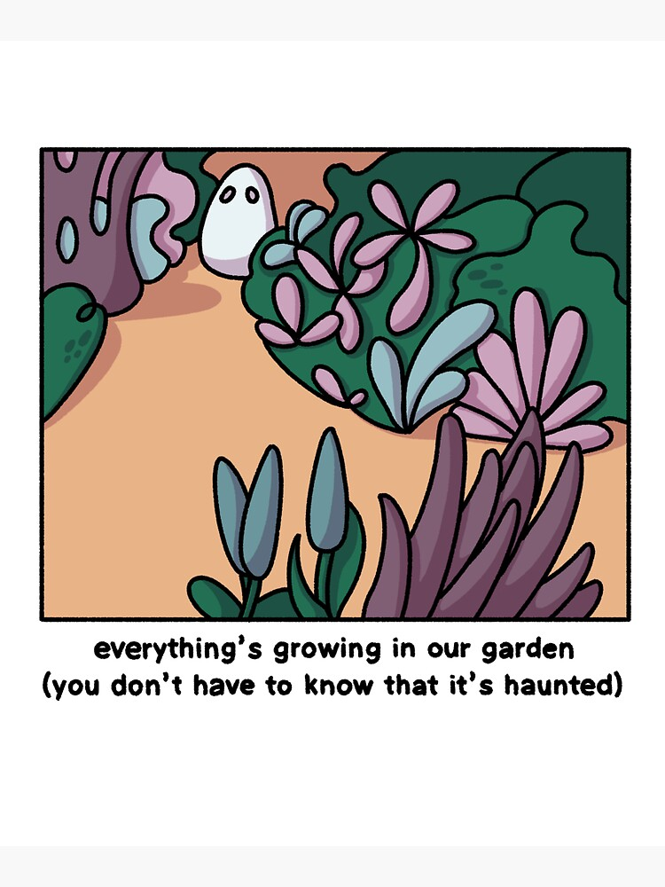 Everything's growing in our garden by BigTallWish