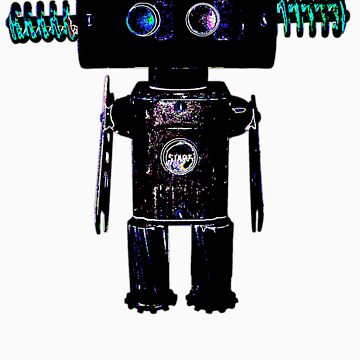 Robot T-Shirt by adoptabot
