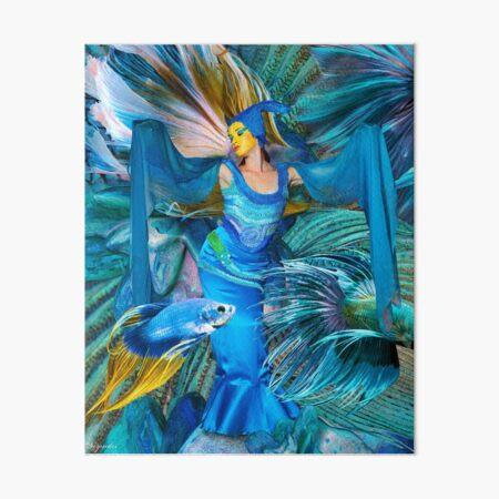 """""""The Joy of Water"""" Art Board Print"""