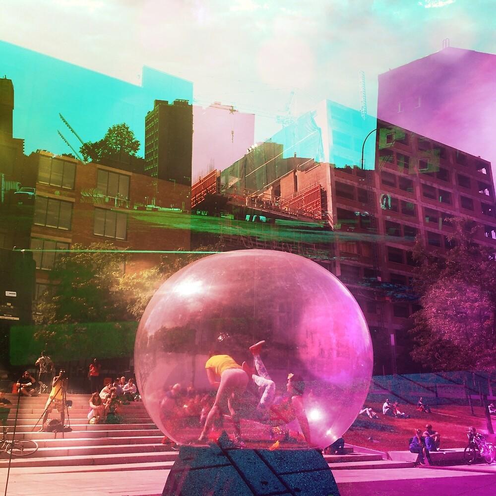 street performers by debschmill