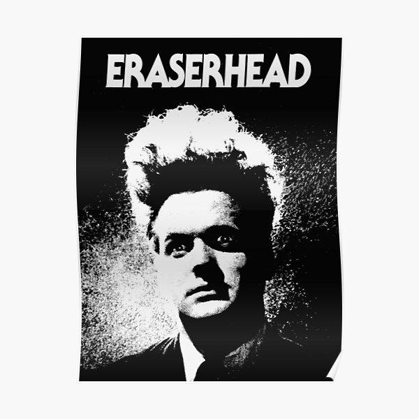Eraser Head Poster