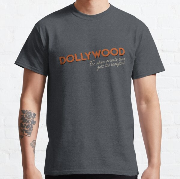Dollywood for when private time gets too honkytonk - Wynonna Earp and Doc Holliday Classic T-Shirt
