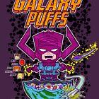 Galaxy Puffs by JayreV