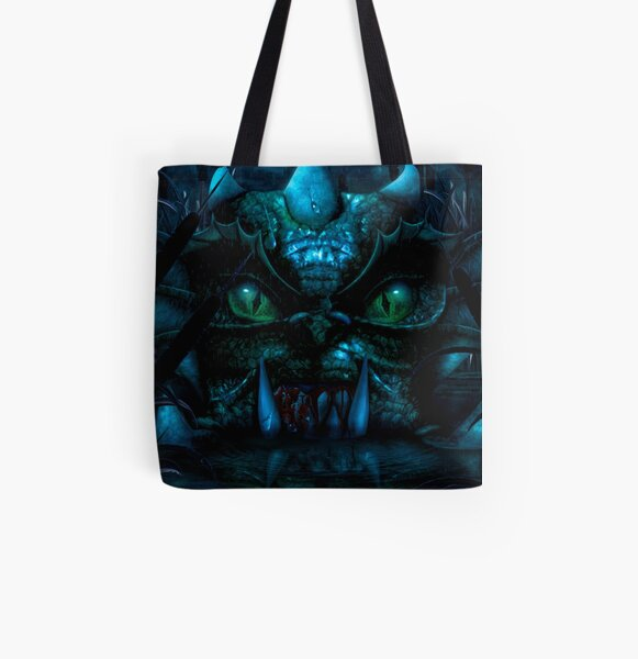 Banished (version 2) All Over Print Tote Bag