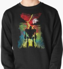 Mechanical Friend Pullover