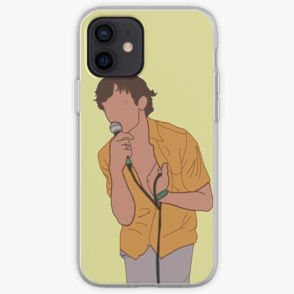 Ross Lynch (transparente) Funda blanda para iPhone