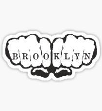Brooklyn! Sticker