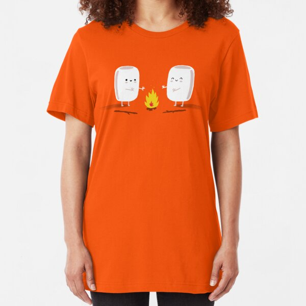 Marshmallows Slim Fit T-Shirt