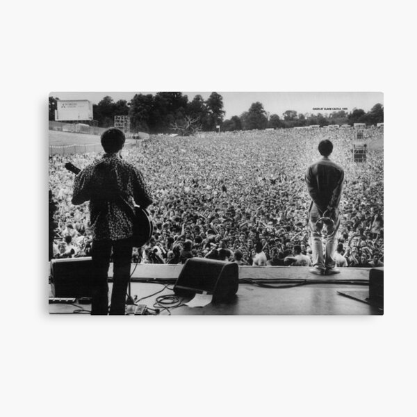 OASIS LIAM GALLAGHER 4 PANELS CANVAS PRINT PICTURE WALL ART FREE FAST DELIVERY