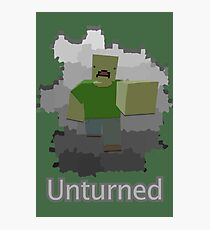 Unturned Graphic Photographic Print