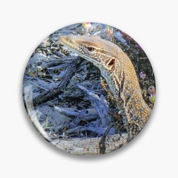 Perentie Australian Lizard Pin