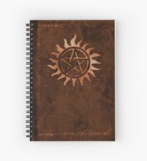 supernatural Spiral Notebook